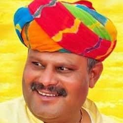 Jitendra Thawarchand Gehlot