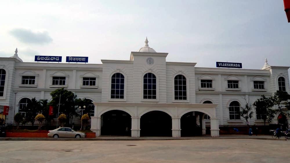 Vijayawada Junction Railway Station, Andhra Pradesh
