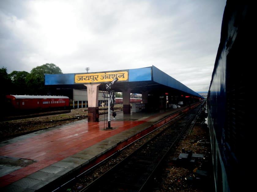 Jaipur Junction Railway Station, Rajasthan