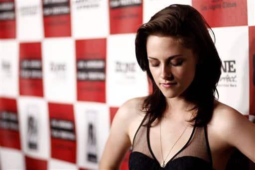 Cast member Kristen Stewart arrives at the premiere of