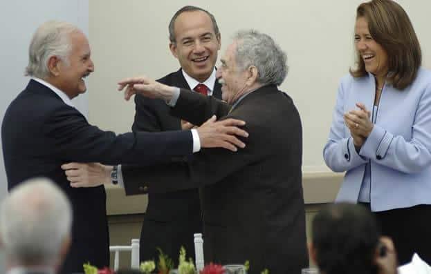 Nobel winner Gabriel Garcia Marquez: Life in Pics