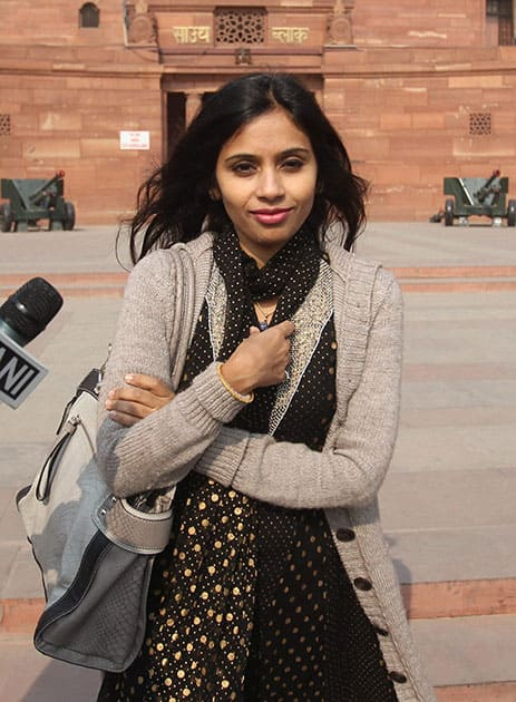 A US court today dismissed visa fraud charges on Indian Diplomat Devyani Khobragade.