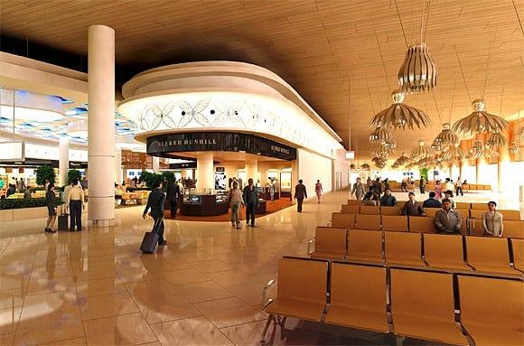Mumbai airport Terminal 2. ( pic courtesy: MIAL)