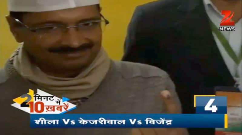 Delhi Assembly Elections 2013