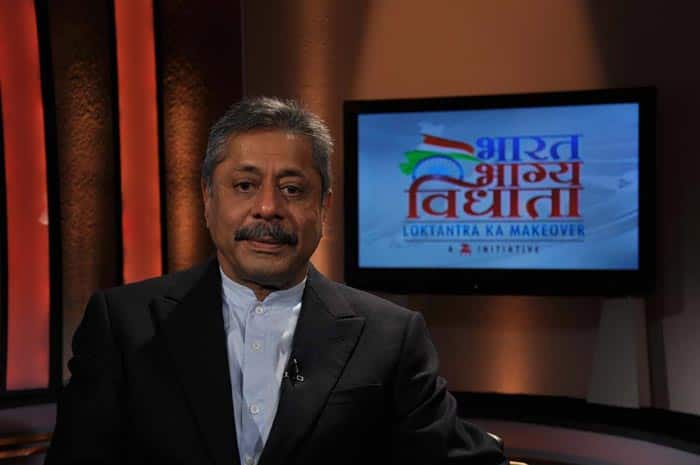 Dr Naresh Trehan, the chairman and managing director, `Medanta`, on Mudda Apka show.