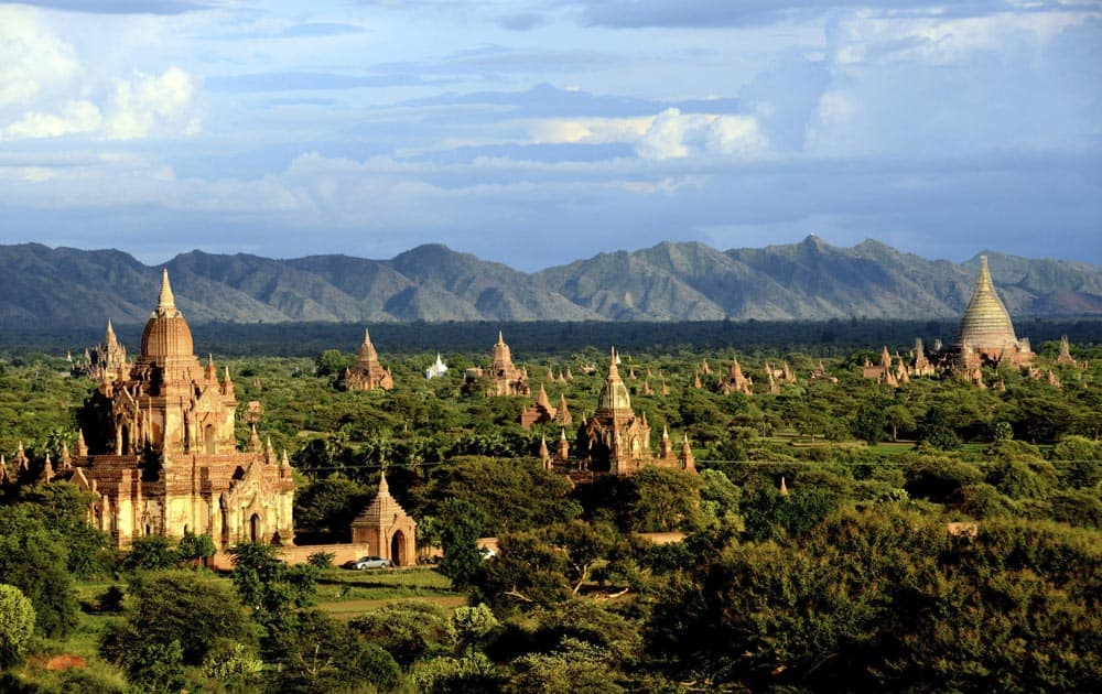 Myanmar has reopened, inviting all to come and discover its treasures, ancient palaces of kings long gone, legends and mysteries told in stone.
