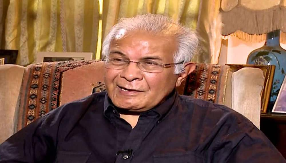 Wajahat Habibullah, former chief information commissioner, on the show `India Ka Agenda`.