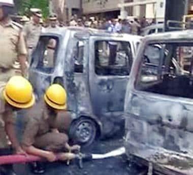 Terror strikes Bangalore