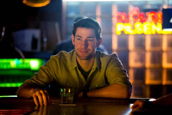 In this publicity film image John Krasinski stars as Dustin Noble in Gus Van Sant's contemporary drama,