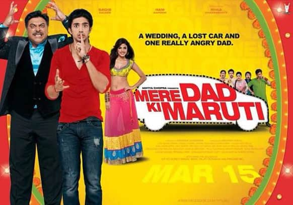Check out the brand new poster of 'Mere Dad Ki Maruti'.