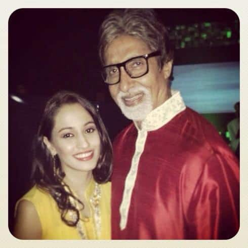 Shweta Pandit posted this pic of hers on Twitter and wrote,