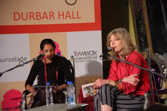'The Best Exotic Marigold Hotel': Monisha Rajesh in conversation with Deborah Moggach.