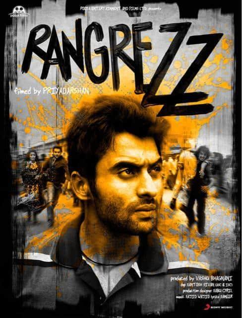 First look of Jackky Bhagnani's 'Rangrezz'.
