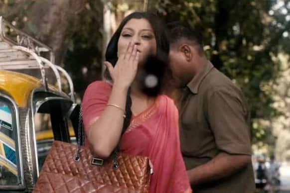 Konkona Sen Sharma in a new still from Ekta Kapoor's 'Ek Thi Daayan'.