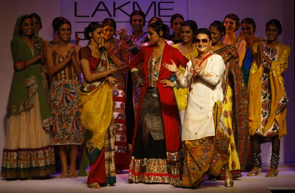 Lakme Fashion Week 2013 | News