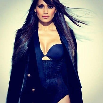 Bipasha Basu's new Twitter display image.