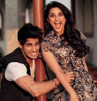Parineeti Chopra tweeted this picture to tell her followers that the shooting for 'Hasee Toh Phasee' with Siddharth Malhotra had kick-started.