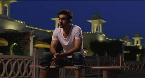 Bunny (Ranbir Kapoor) is in deep contemplation in this still from his upcoming film.