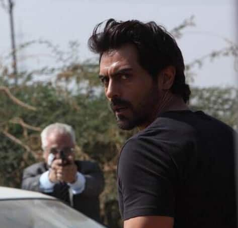 Arjun Rampal in a still from 'D Day'.