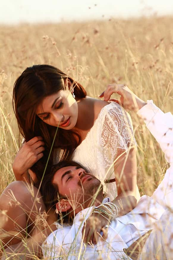 Ex-Miss India Pooja Gupta and Neil Nitin Mukesh come together on-screen for 'Shortcut Romeo'.