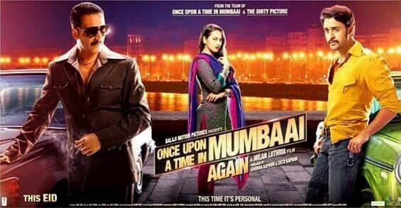 Here's the second poster of 'Once Upon A Time In Mumbaai Again' for you.
