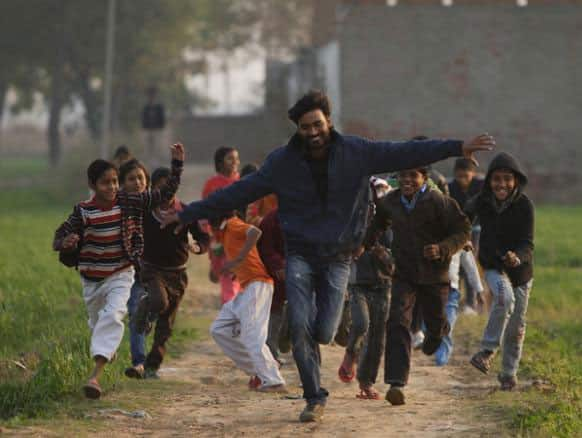 The film will be releasing on June 21, 2013 along with a dubbed Tamil version called 'Ambikapathy'.