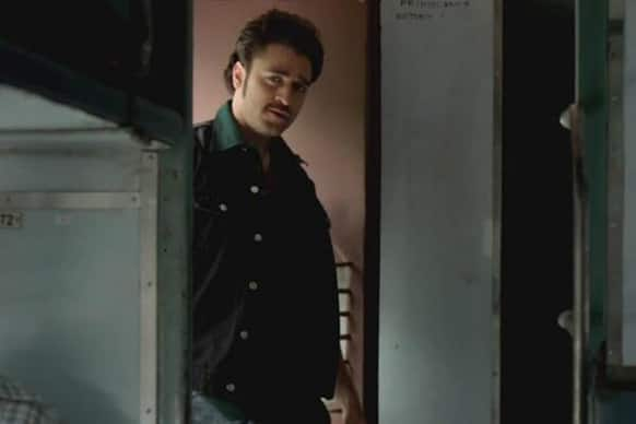 Imran Khan in a still from 'Once Upon A Time In Mumbaai Again'.
