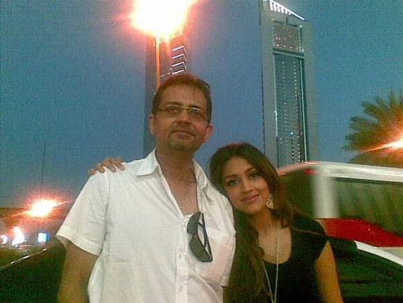 Actress Aarti Chabria tweeted this picture and wrote,