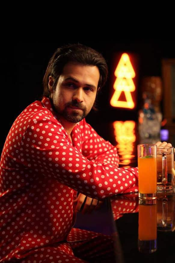 Emraan Hashmi in a still from the film 'Ghanchakkar'.