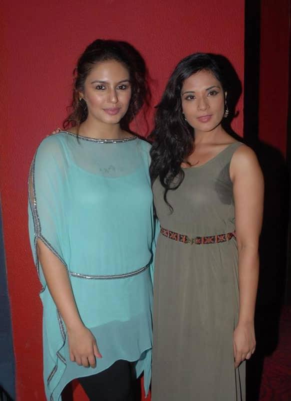 Huma Qureshi and Richa Chadda reunite for their next film 'Shorts'.
