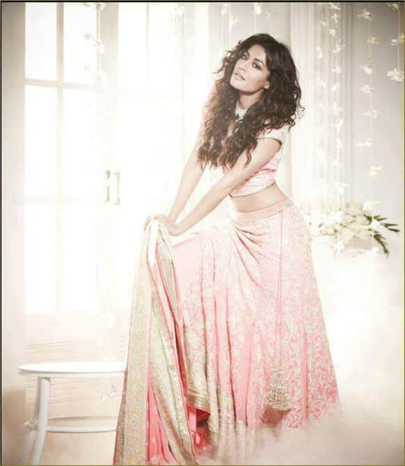 The gorgeous Chitrangda Singh in a still from a photo shoot.