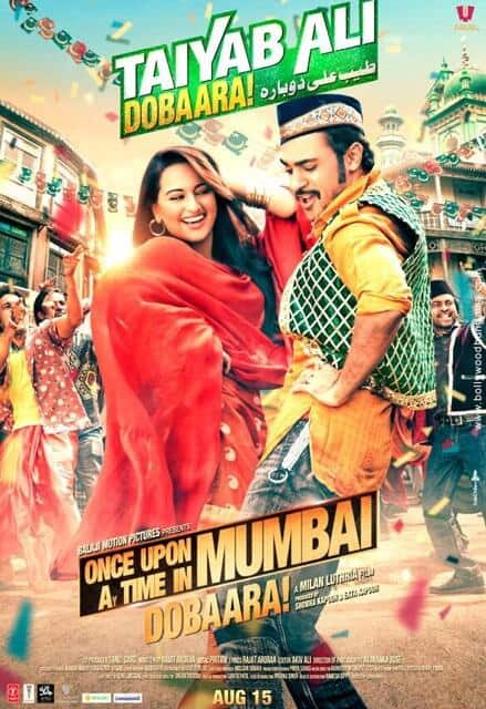 Here's the brand new poster of 'Once Upon A Time In Mumbai Dobaara' for you!
