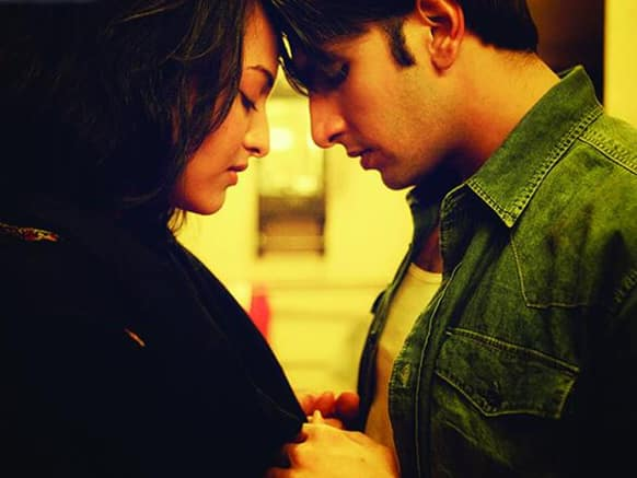 Sonakshi Sinha and Ranveer Singh in a still from 'Lootera'. The movie will hit theatres July 5.