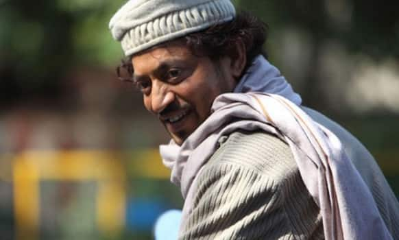 Irrfan Khan in a still from 'D-Day'.