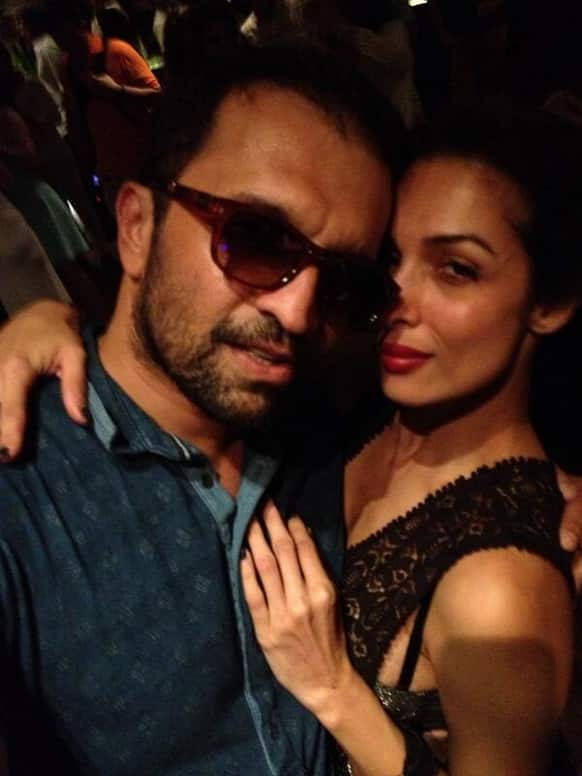 Malaika is a Goddess, says ace photographer Atul Kasbekar.