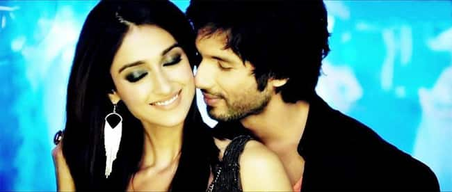 Ileana D'Cruz and Shahid Kapoor in a still from 'Phata Poster Nikla Hero'. Pic courtesy: Facebook