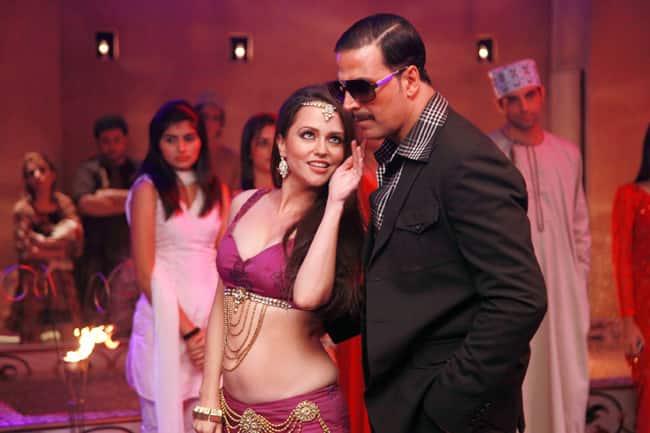 Akshay Kumar in a still from 'Once Upon Ay Time In Mumbaai Dobaara'.