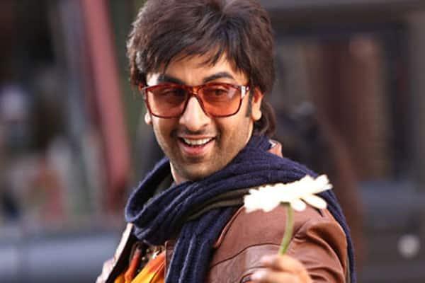 Ranbir Kapoor in a still from 'Besharam'.