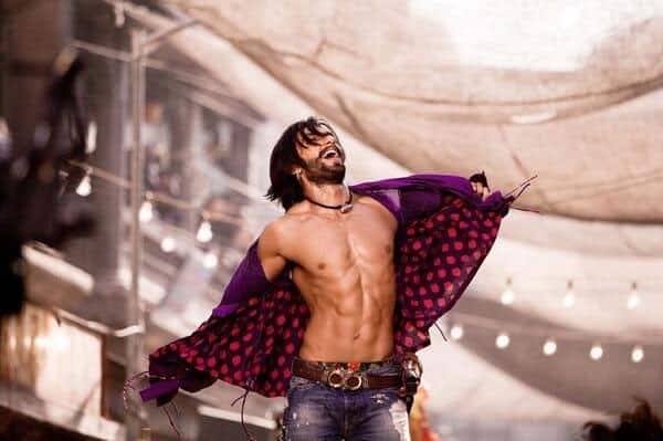 Ranveer Singh's first look from Sanjay Leela Bhansali's 'Ram Leela'.