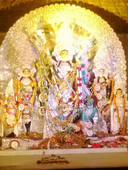 Noida Kali Bari Puja