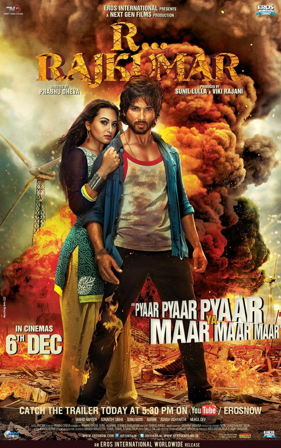Movie still - R... Rajkumar