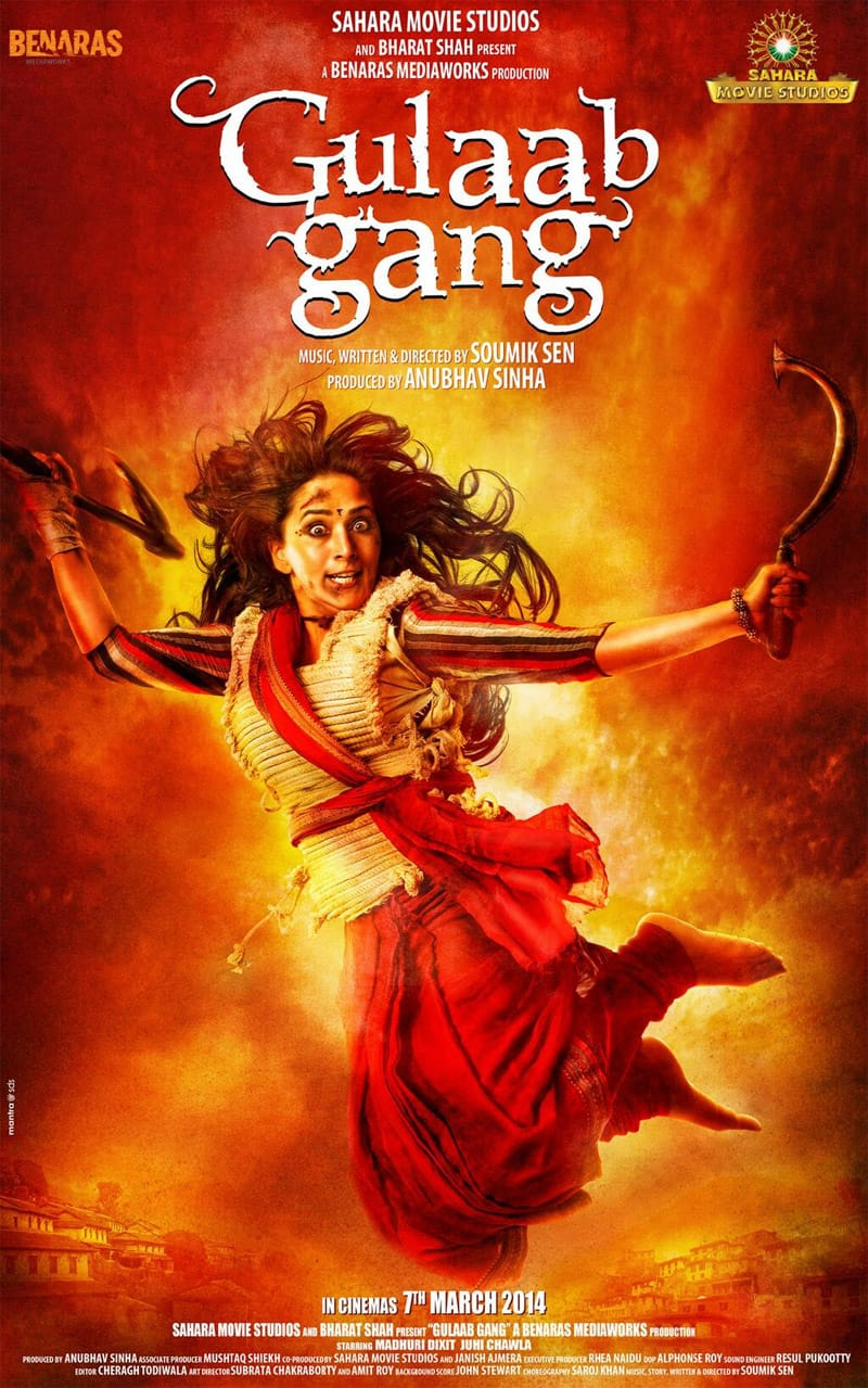 Movie still - GulaabGang