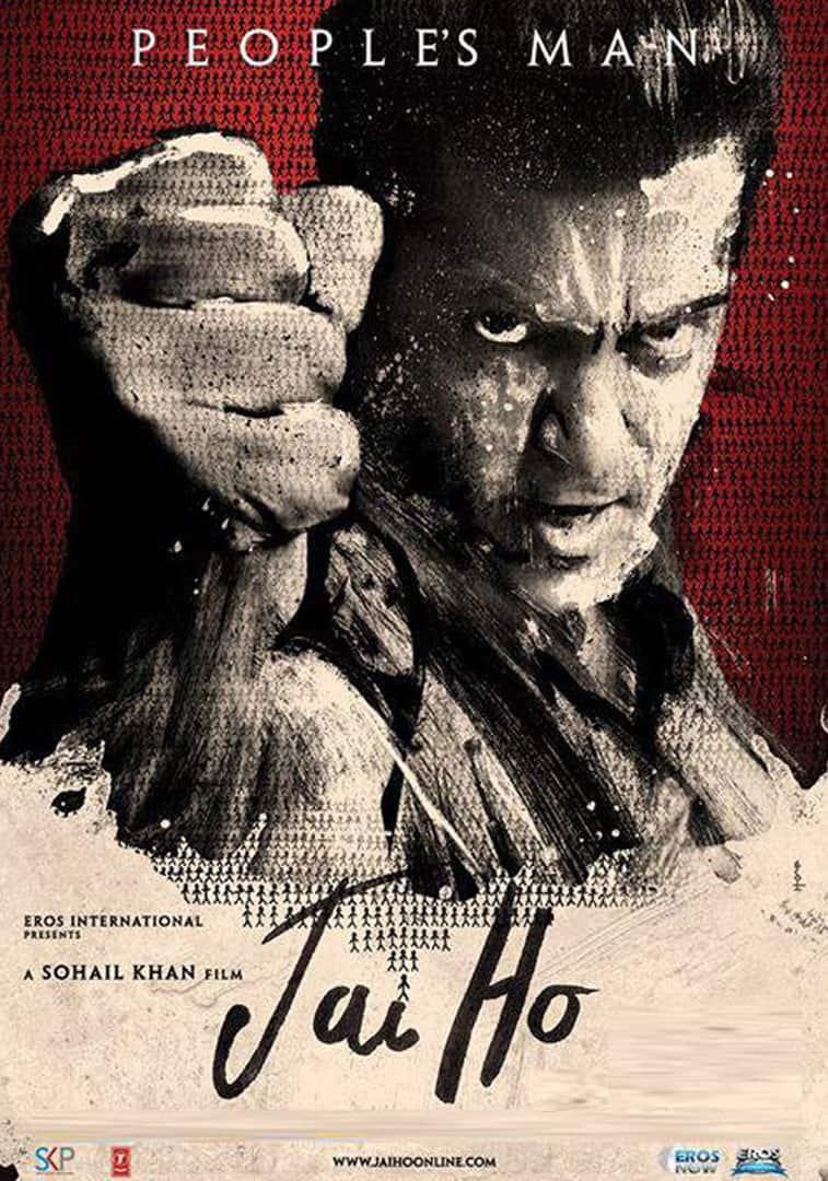 Movie Stills `Jai Ho` - Salman Khan