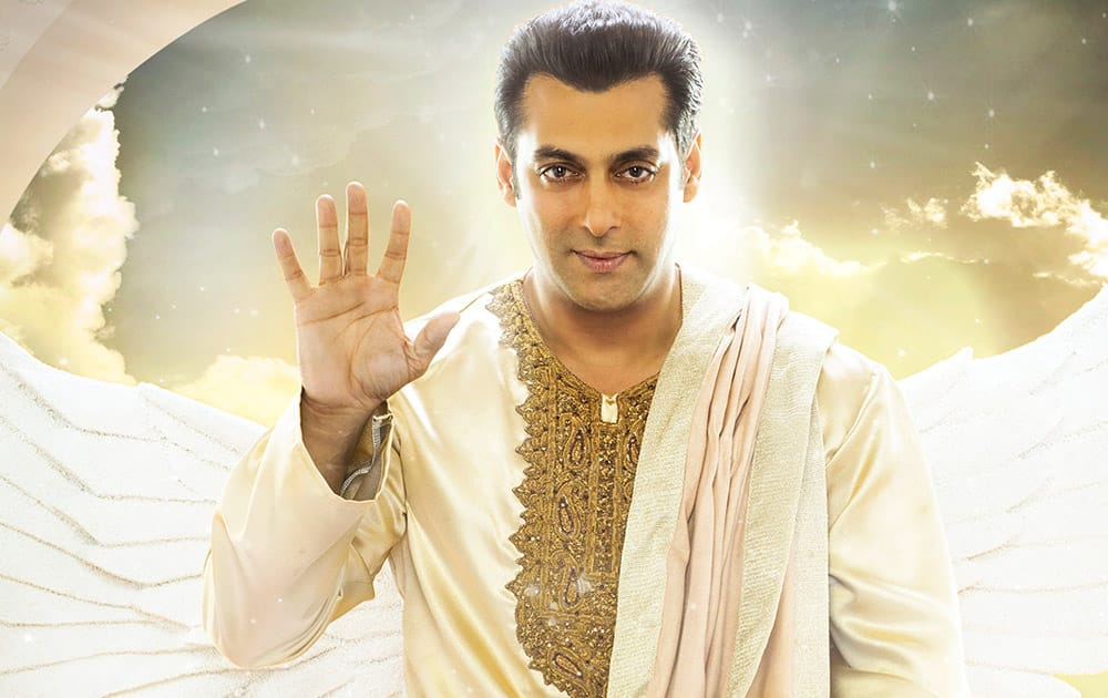 Salman Khan also rules the roost on the small screen with his 4th season of 'Bigg Boss'