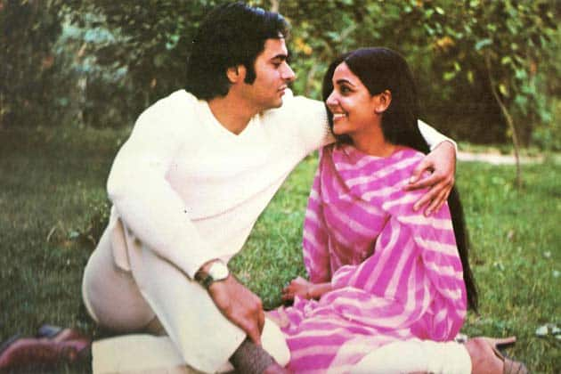 Farooq Sheikh was also seen in the classic romantic comedy- 'Chashme Buddoor'.