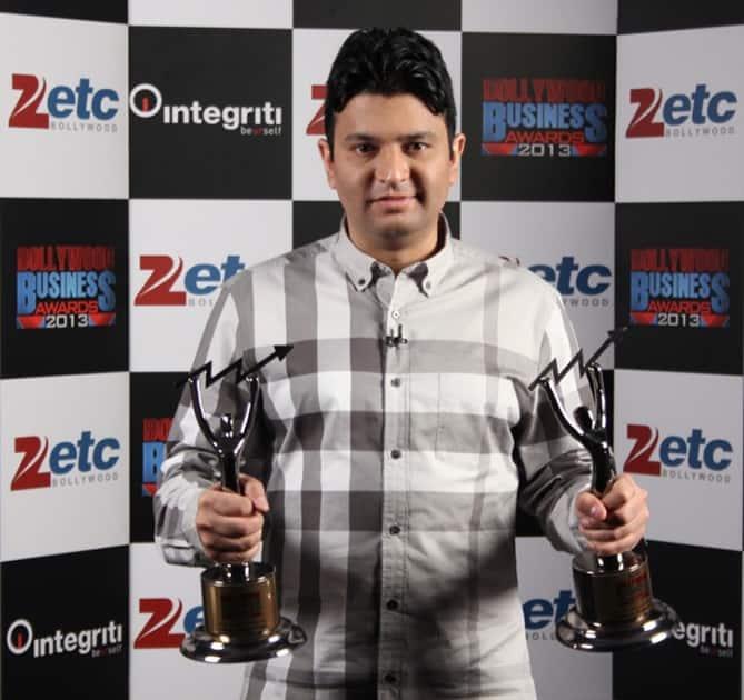 Bhushan Kumar (Best Music Company of the year)