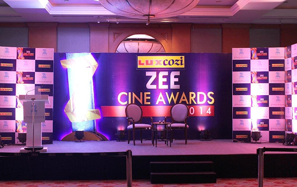 Zee Cine Awards 2014 - Press Con