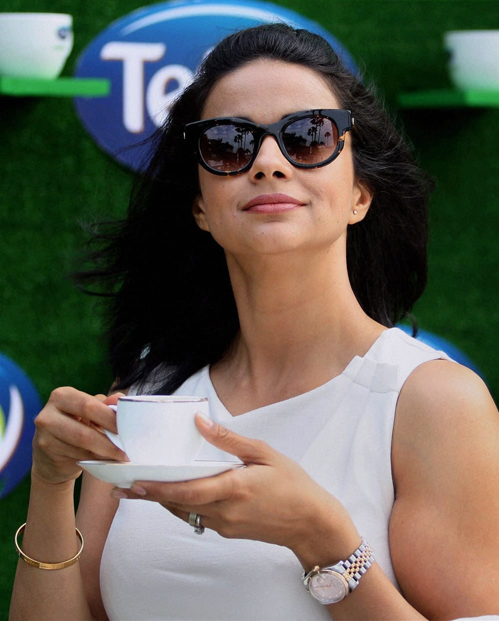 Bollywood actress Gul Panag during an event in Mumbai.