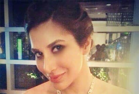 Sophie Choudry. (PIC COURTESY: TWITTER@Sophie_Choudry)