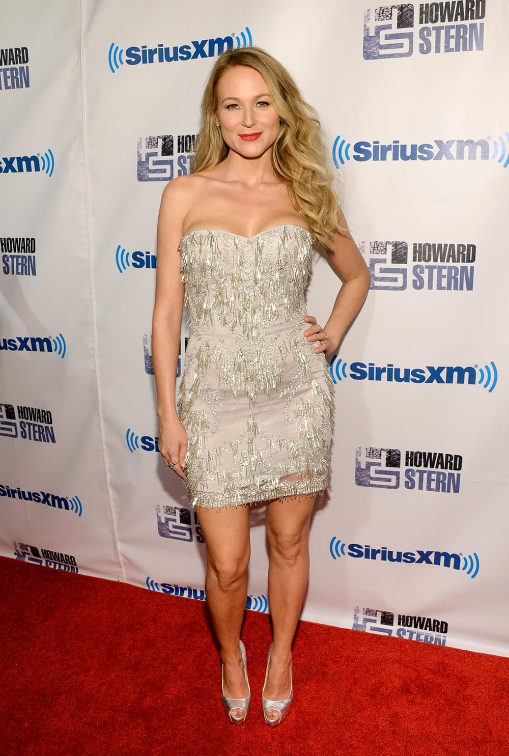 Singer Jewel Kilcher attends 'Howard Stern's Birthday Bash,' presented by SiriusXM, at the Hammerstein Ballroom, in New York.